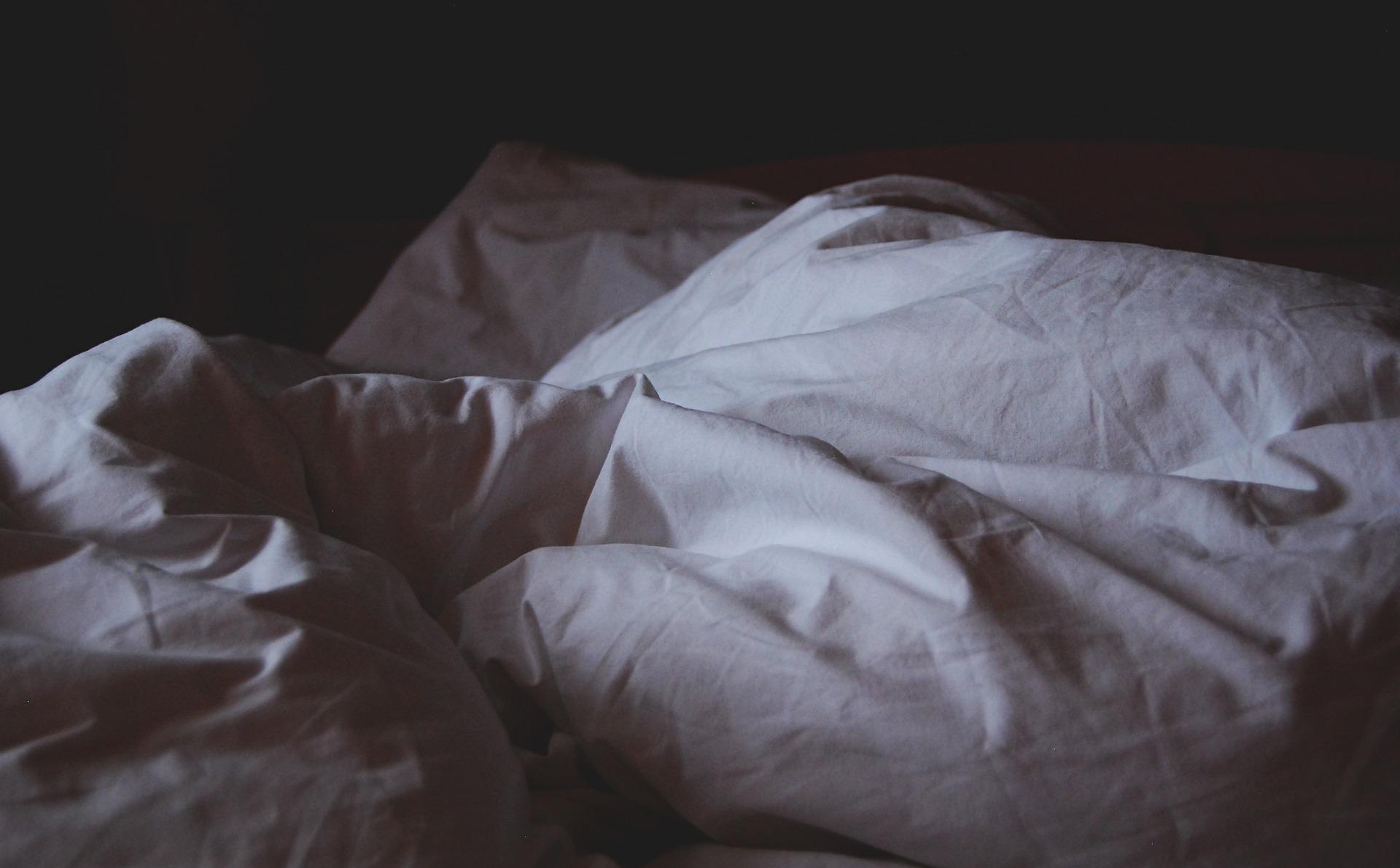 Wat als je 's nachts niet meer slaapt?